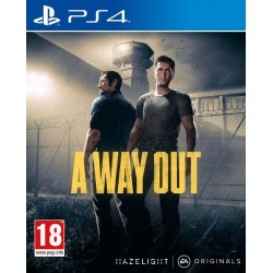 JEU PS4 A WAY OUT