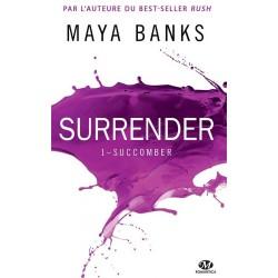 LIVRE SURRENDER MAYA BANKS