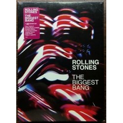 DVD ROLLING STONES THE BIGGEST BANG
