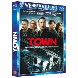 BLU-RAY THE TOWN