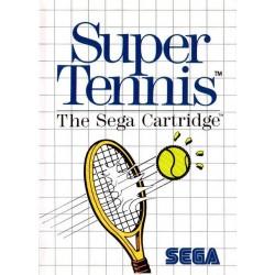 JEU MASTER SYSTEM SUPER TENNIS COMPLET