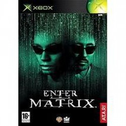 JEU XBOX ENTER THE MATRIX