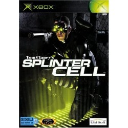 JEU XBOX SPLINTER CELL
