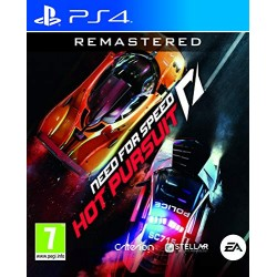 JEU PS4 NEED FOR SPEED HOT PURSUIT REMASTERED