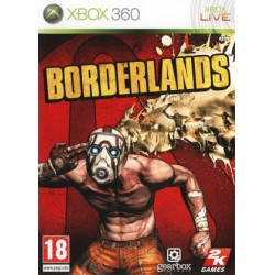 JEU XBOX 360 BORDERLANDS