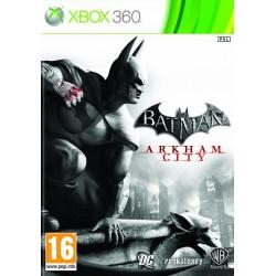 JEU XBOX 360 BATMAN ARKHAM CITY
