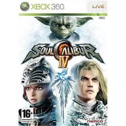 JEU XBOX 360 SOULCALIBUR IV