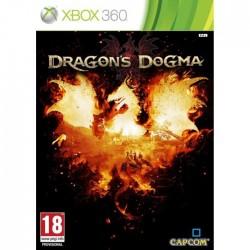 JEU XBOX 360 DRAGON'S DOGMA