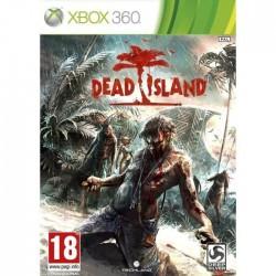 JEU XBOX 360 DEAD ISLAND