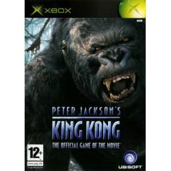 JEU XBOX KING KONG