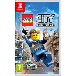 JEU SWITCH LEGO CITY UNDERCOVER