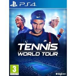 JEU PS4 TENNIS WORLD TOUR