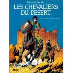 LES CHEVALIERS DU DESERT PAR VERRIEN ET JUILLARD