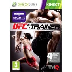 JEU XBOX 360 UFC TRAINER