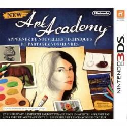 JEU 3DS NEW ART ACADEMY