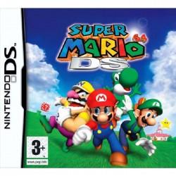JEU DS SUPER MARIO 64
