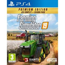 JEU PS4 FARMING SIMULATOR 19 - PREMIUM EDITION
