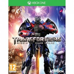 JEU XBOX ONE TRANSFORMERS : RISE OF THE DARK SPARK