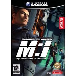 JEU GAMECUBE MISSION : IMPOSSIBLE - M : I OPERATION SURMA