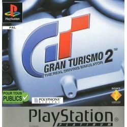 JEU PS1 Gran Tursimo 2
