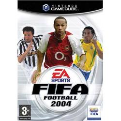 JEU GAME CUBE FIFA 2004
