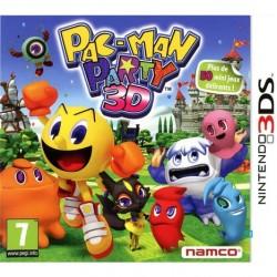 JEU 3DS PAC-MAN PARTY 3D