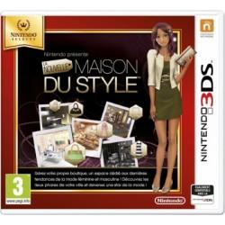 JEU 3DS LA NOUVELLE MAISON DU STYLE - NINTENDO SELECTS