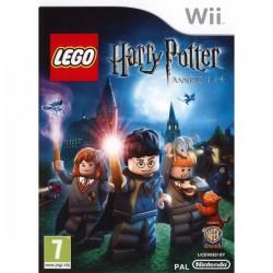 JEU WII LEGO HARRY POTTER ANNEES 1 A 4