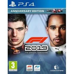 JEU PS4 F1 2019