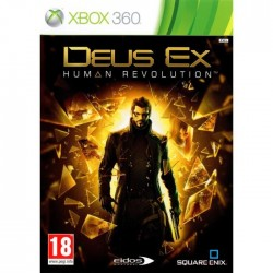 JEU XBOX 360 DEUS EX : HUMAN REVOLUTION