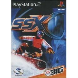 JEU PS2 SSX