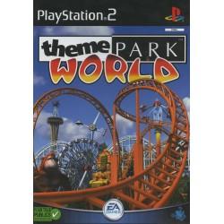 JEU PS2 THEME PARK WORLD