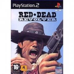 JEU PS2 RED DEAD REVOLVER