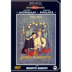 DVD LES GRANDES MANOEUVRES