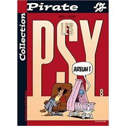 BD PIRATE LES PSY, TOME 8 : AREUH