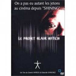 DVD LE PROJET BLAIR WITCH