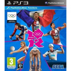 JEU PS3 LONDRES 2012 : LE JEU OFFICIEL DES JEUX OLYMPIQUES