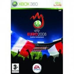 JEU XBOX 360 UEFA EURO 2008