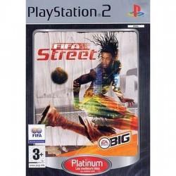 JEU PS2 FIFA STREET (PLATINUM)