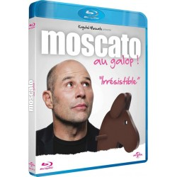 BLU-RAY VINCENT MOSCATO-AU GALOP