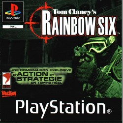 JEU PS1 RAINBOW SIX