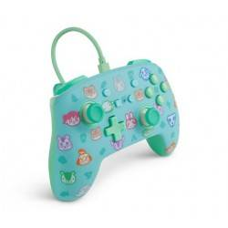MANETTE FILAIRE SWITCH AVEC PALETTES - ANIMAL CROSSING- NEW HORIZONS