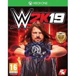 JEU XBOX ONE WWE 2K19