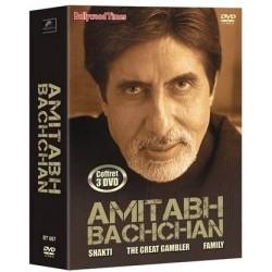 DVD COFFRET 3 FILMS AMITABH BACHCHAN