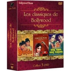 DVD COFFRET 3 FILMS - LES CLASSIQUES DE BOLLYWOOD