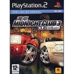 JEU PS2 MIDNIGHT CLUB 3 DUB EDITION