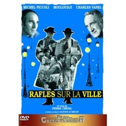 DVD RAFLES SUR LA VILLE