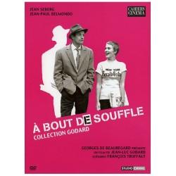 DVD A BOUT DE SOUFFLE
