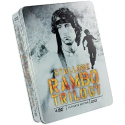 DVD RAMBO - TRILOGIE - COFFRET ULTIMATE