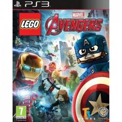 JEU PS3 LEGO MARVEL S AVENGERS